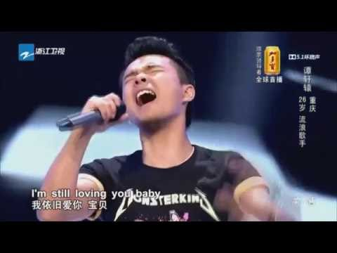 The good Rock Ballads Singers in the Voice