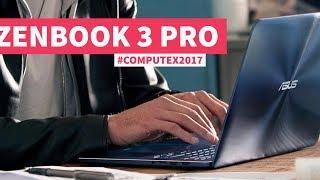 Asus ZenBook 3 Pro UX550: anti-MacBook Pro da 15 pollici