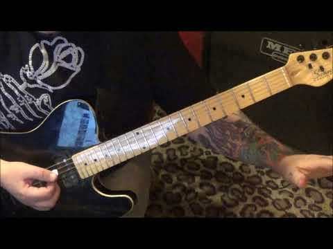 CANDLEBOX - FAR BEHIND - CVT Guitar Lesson by Mike Gross
