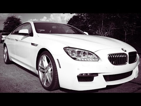 2015 BMW 640i Gran Coupe M Sport Full REVIEW Start Up Exhaust