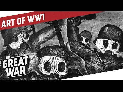 Capturing the Horrors - The Art of World War 1 I THE GREAT WAR Special