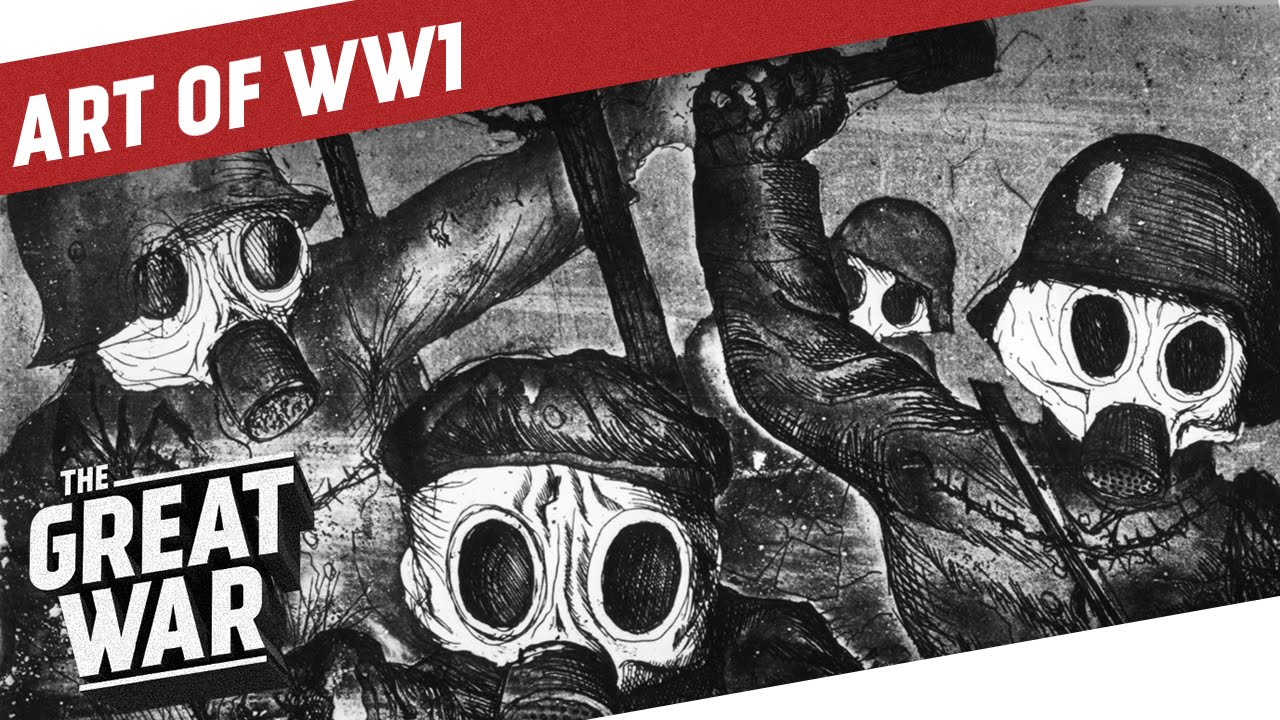 an analysis of the horrors of the two world wars in history