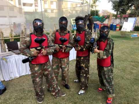 Radio City Ahmedabad Team celebrates Sports Day