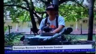 Liputan IRTC di Reportase Malam Trans TV - Sept 2013