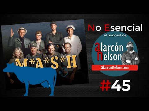 ▶ NO ESENCIAL #45 🎤 Un recuerdo de MASH y un acuerdo para reducir emisiones de metano