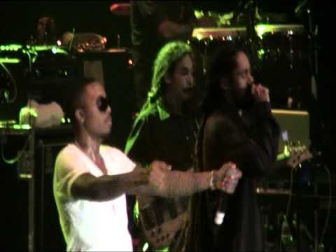 Nas & Damian Marley-Leaders live@Milan