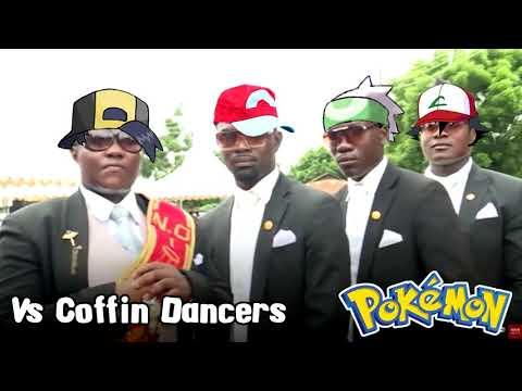 COFFIN DANCE MEME - Pokémon Edition (Astronomia Remix)