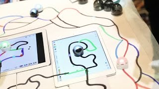 OzoBot Teaches Coding Through Drawing | CES 2015