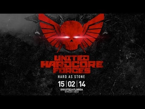 United Hardcore Forces - Hard as stone - Trailer (15-02-2014)