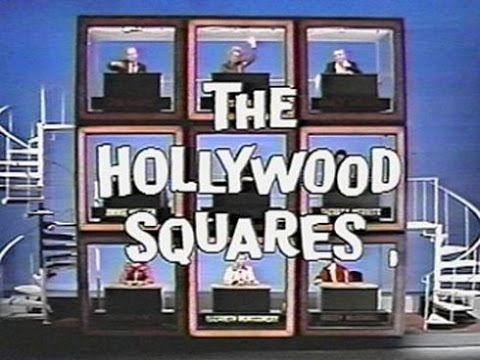 Brenda on Hollywood Squares