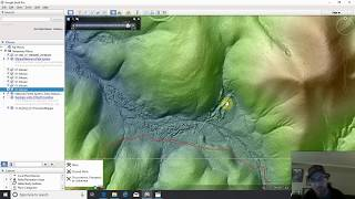 Gold Prospecting with Lidar