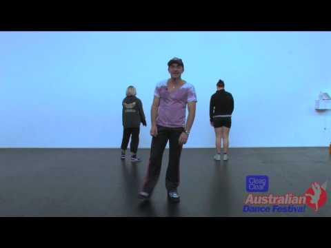 Jason Coleman Part 1 Hairspray choreography
