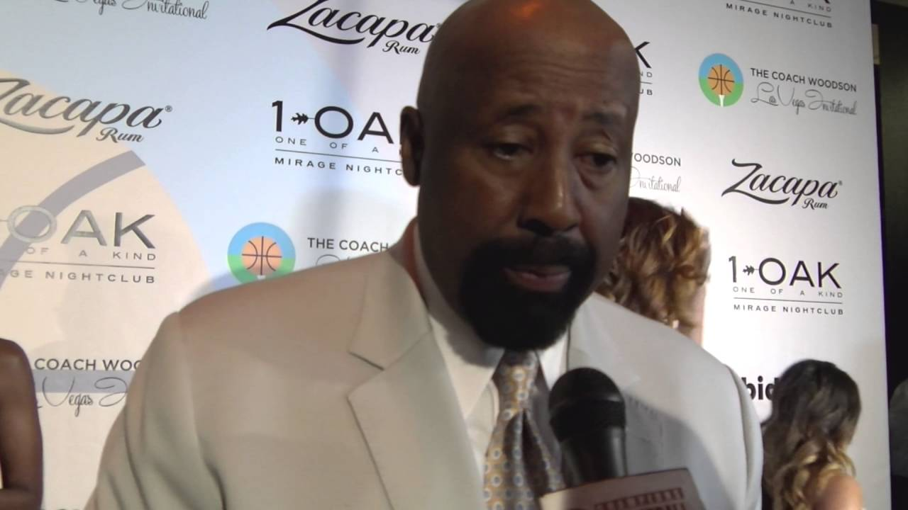 Mike Woodson At Mike Woodson Golf Charity Event 2016 CBN