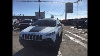 2018 | Jeep | Cherokee | Trailhawk | Airdrie Chrysler Dodge Jeep