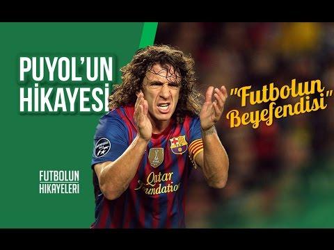 ''Futbolun Beyefendisi'' Carles Puyol'un Hikayesi  #FutbolunHikayeleri