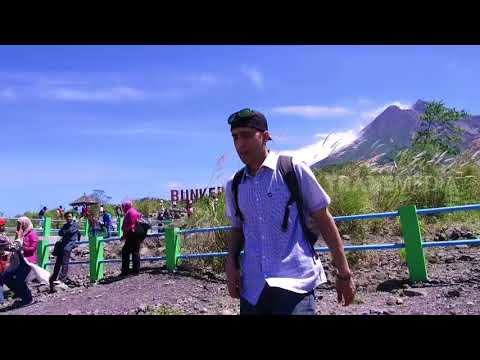 THE JOURNEY OF A BACKPACKER | JOGJA (18/05/18) 1-3