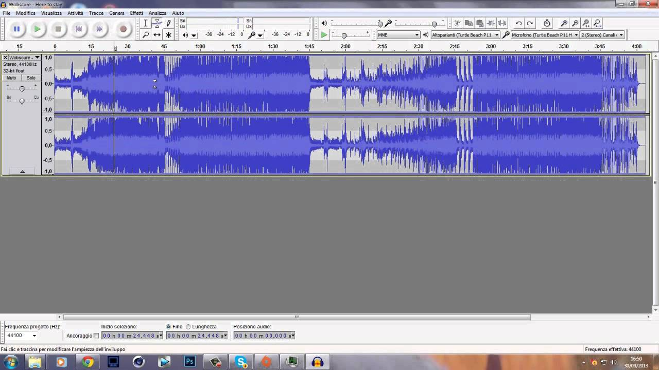 how to cut clips in audacity
