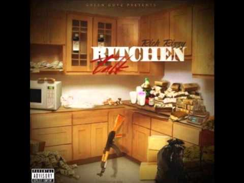 Green Guy Rizzy - Kitchen Talk (Intro)