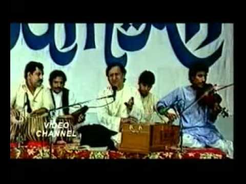 Ghulam Ali : Humko Kiske Gham Ne Mara Ye Kahani Fir Sahi