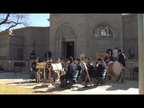Dixie was a favorite song of Lincoln's - The Armory Band - Civil War