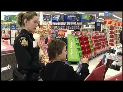 Winnipeg Cop Shop