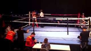 Jay Steele tittle fight in Manchester