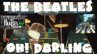 The Beatles - Oh! Darling - The Beatles Rock Band DLC Expert Full Band (October 20th, 2009)