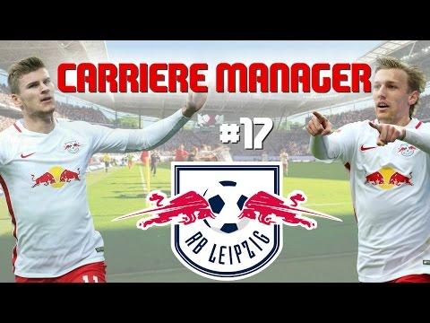 FIFA 17 | CARRIÈRE MANAGER | RB LEIPZIG : LE REAL ENCAISSE ! #17