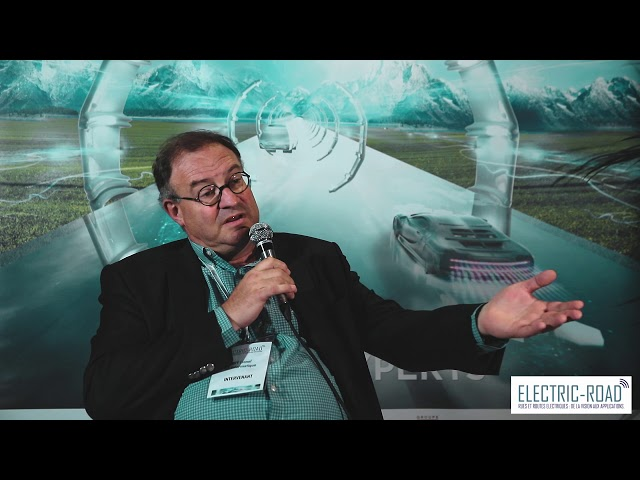 ELECTRIC ROAD : Interview LIONEL BRY | GFI INFORMATIQUE