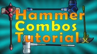 Brawlhalla Hammer Combos Guide - Tutorial - Basic Combos