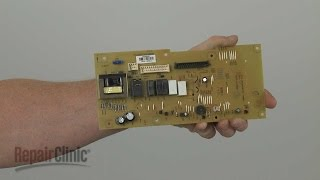 Whirlpool Microwave Main Control Board Replacement #W10498011
