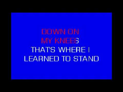 ▶ I Can't Even Walk Without You Holding My Hand Karaoke 1