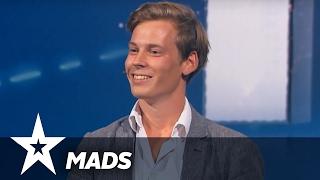 Mads Fencker | Danmark Har Talent 2017 | Audition 5
