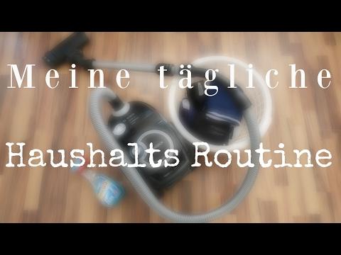 GROßPUTZ WOHNUNG   Haushalts Routine   Daily Vlog   Insight