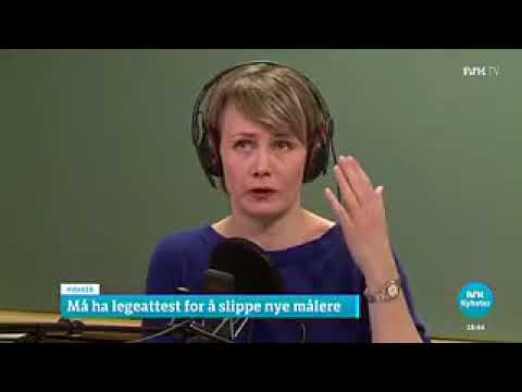 Stopp smartmålerne på NRK TV  Dagsnytt atten  08 03 18
