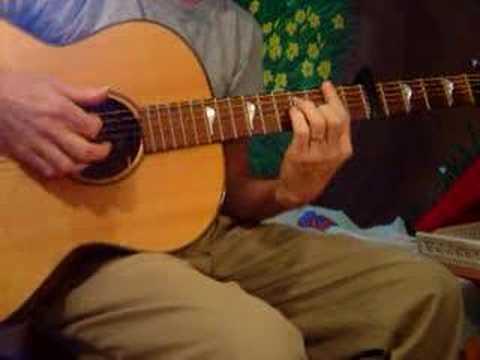 Guitar tutorial: I Am A Rock