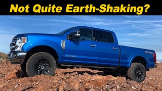 2020 Ford Super Duty Tremor Quick Look