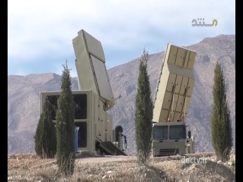 Iran made Bavar 373 mobile air defence system, Sayad 4 missile, Commanders interview باور ۳۷۳