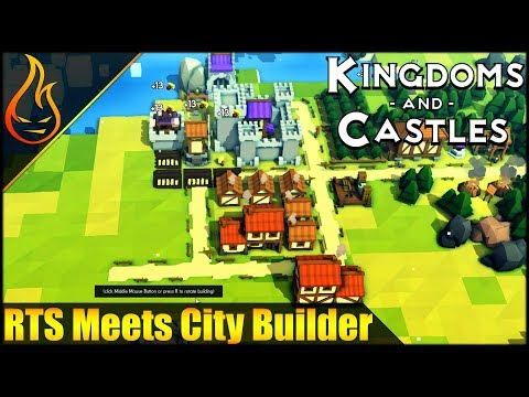 You are the King and Protector in Kingdoms and Castles