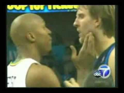 Image result for dirk nowitzki david west