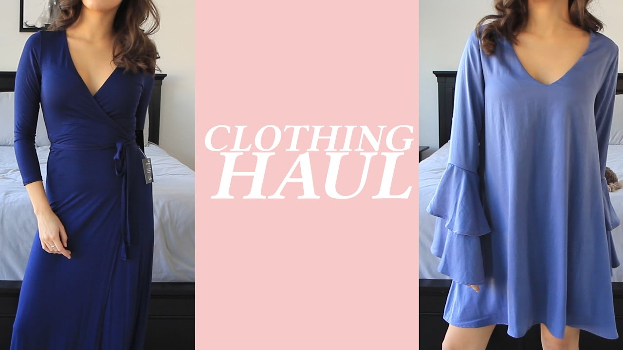 f95c30fbfb6 Try On Haul for Valentine s Day Outfits from Lulu s - YouTube