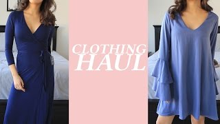 Try On Haul for Valentine