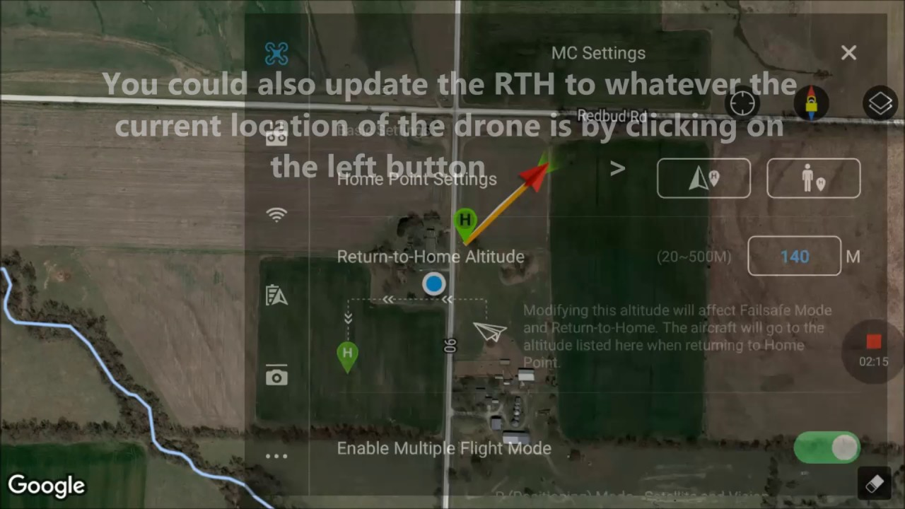 RTH to RC  Most people don't know this  | DJI Mavic Drone Forum