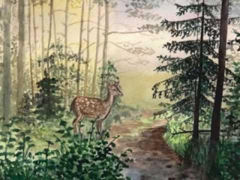 песня лесной олень минусовка