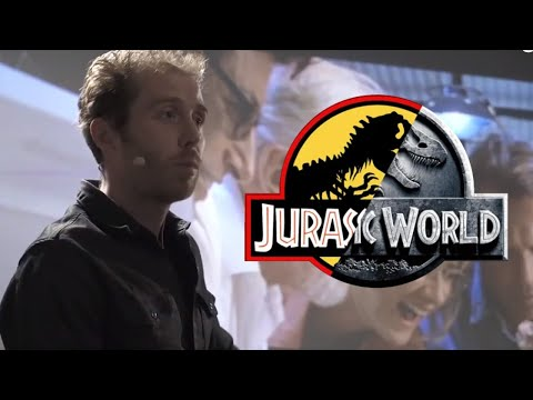 Spielberg's Subtext - Jurassic Park analysis - Mike Hill