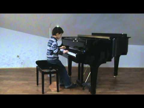 CHOPIN ,  Waltz No. 17 in A minor by Andreas Nicolas Deri