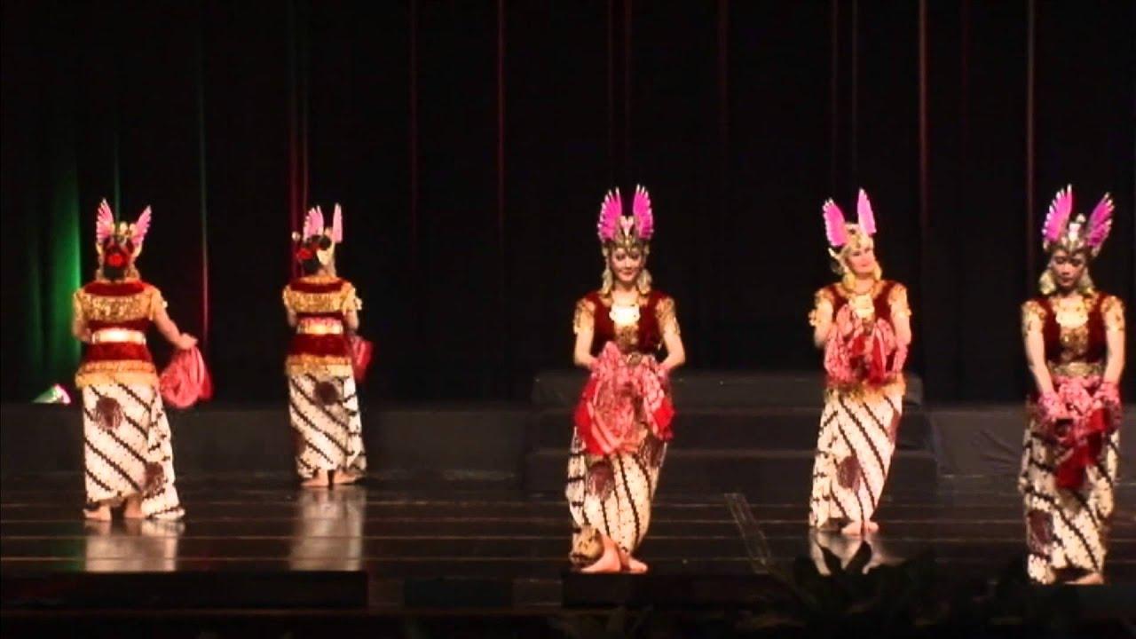 "Tari Golek Sulung Dayung ""Jaya Suprana School of ..."