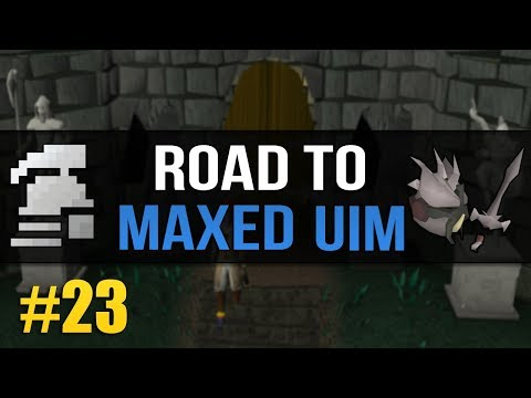 OSRS Ultimate Ironman (Road to Max) #23 - Unlocking One of the Best Slayer Tasks