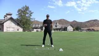 How to become a PGA Tour Player Part 6 Starting the downswing