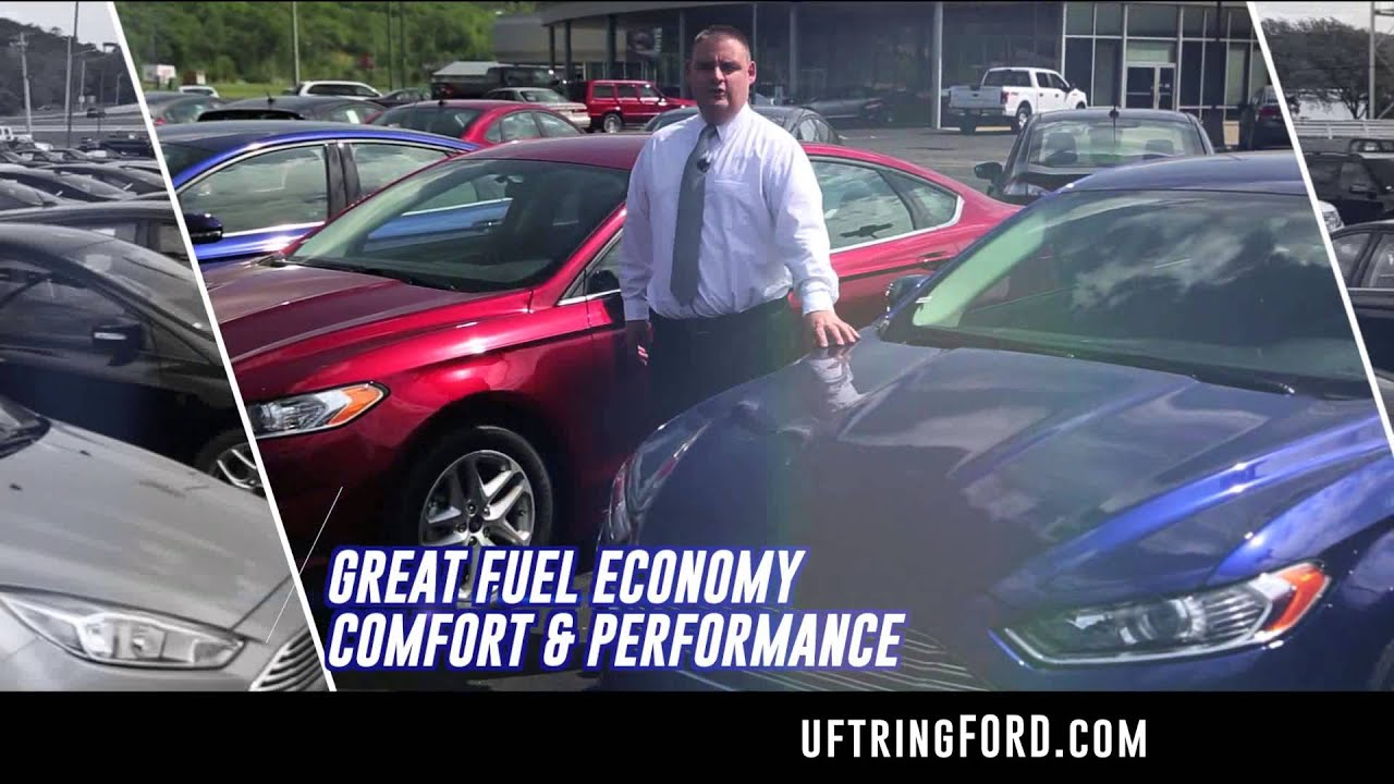 Ford Dealership Peoria Il >> Uftring Ford More For Your Money 2015 Ford Fusion Peoria Il Ford Dealer